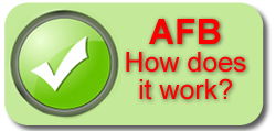 afbprocess button